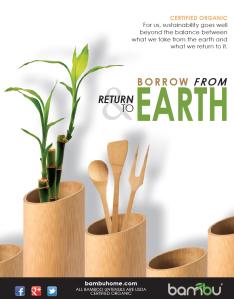Bambu Magazine Ad