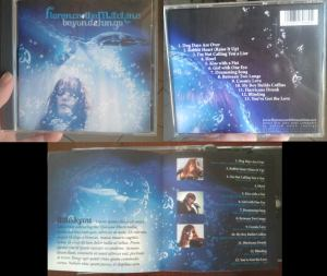Florence and the Machine CD Mockup