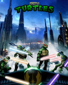 Jedi Turtles - Original