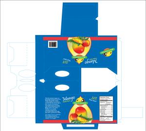 Brazil Gourmet Package Diecut