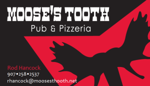 mooses,tooth,business,card,redesign,logo,alaska,pub,pizza